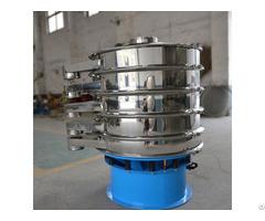 Circular Vibrating Screen Vibro Sieve Sifter Powder Seperator Machine
