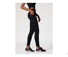 High Waist Pocket Sports Fitness Yoga Pants
