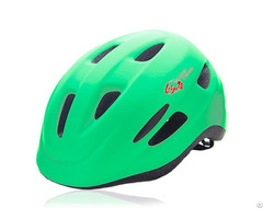 Flax Frog Kids Helmet For Junior Skate Bicycle And Outdoor Sport Safety