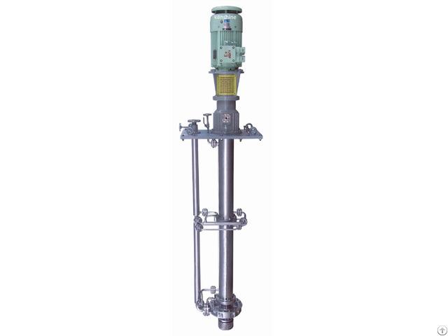 Lhy Heat Preservation Submerged Sulphur Fluids Pump