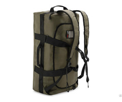 Mier Water Resistant Backpack Heavy Duty Convertible Duffle Bag