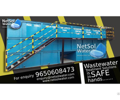 Top Sewage Treatment Plant Manufacturer In India #best Price Netsol Water Solutions