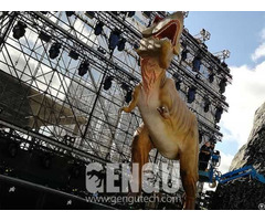 Exhibition Animatronic Dinosaur