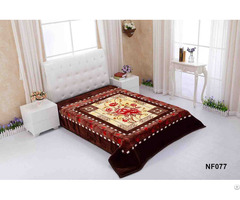 Nf077 Korean Mink Blanket 2