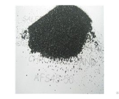 Foundry Chromite Sand Afs45 55 For Spraying