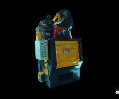 Q26m Compact Tumble Type Shot Blasting Machine