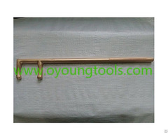 Non Sparking Valve Wheel Wrench 60 500mm Ouyang Tools
