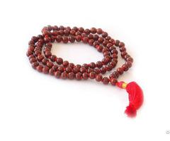 Mala Beads Rose Wood