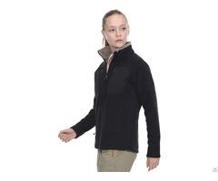 Mier Women S Heavy Fleece Jacket With 5 Pockets