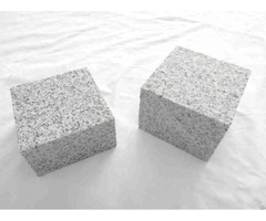 G603 Light Grey Granite Paving