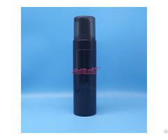 Black Foam Pump Bottle 200ml