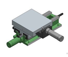 Chh Cross Hydraulic Slide Table