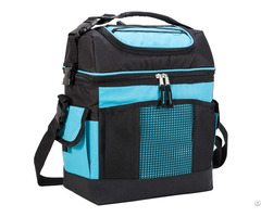 Mier 2 Compartment Cooler Bag Tote