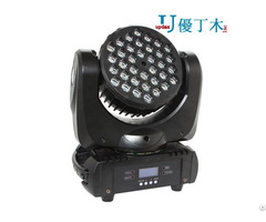 Updmx Brand Mini 36x3w Rgbw Led Beam Moving Head Light
