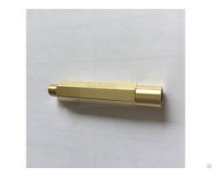 Brass Machining Pipe Part