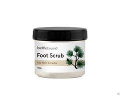 Personal Skincare Product Private Label Moisturizing Foot Scrub Cream