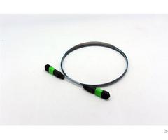 Mpo Sm 8 Core Optical Fiber Patch Cord