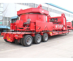 China Made Windmill Blade Adapter Trailer