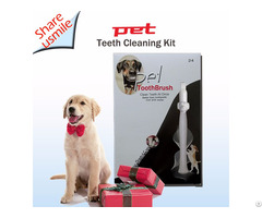 Shareusmile Pet Effective New Toothbrush For Dogs
