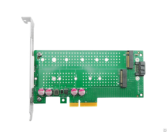 Linkreal Pcie M 2 Nvme Ssd Ngff Host Adapter Card