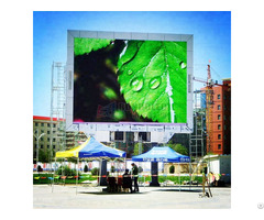 Smd P8 Full Color Seaside Anti Corrosion Outdoor Fixed Led Screen