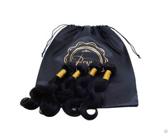 Large Satin Bag For Wigs