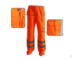 Highly Visible Men S Fireproof Construction Work Pants