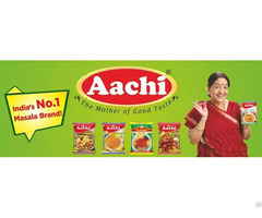 Why Is Aachi The Top And Best South Indian Masala Company Exporters