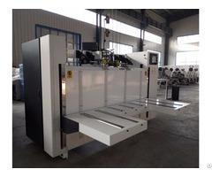 Manufacture Corrugated Carton Box Making Machine