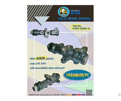 Cosmic Forklift Parts On Sale 358 Valve Brake Assy Oil