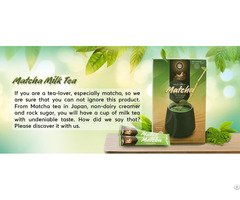 Matcha Milk Tea 3in1