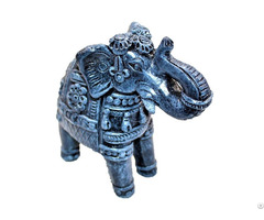 Clay Craft Gitagged Standing Elephant