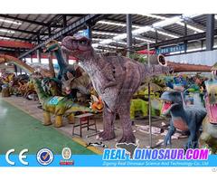 Animatronic Dinosaur Costume