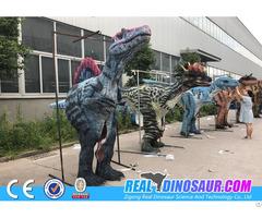 Adult Realistic Dinosaur Costume