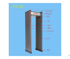 Infrared Door For Temperature Measurement