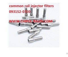 Common Rail Injector Filters 093152 0320 For Denso Fuel Injection Diesel Pump Replacements