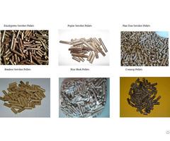 Biomass Pellet Fuel Is A Renewable New Energy