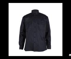Unisex Flame Retardant Antistatic Work Shirt