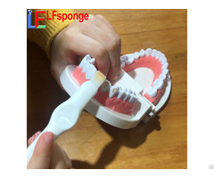 Lfsponge New Teeth Eraser Magic Tooth Cleaning Kit Wholesale Dental Whitening Products