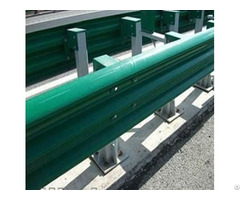Plastic Coated Beam Guardrail Barriers