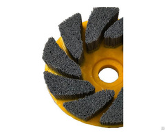 Professional Abrasive Brushes Specifically Designed For Mechanical Finishing Tasks
