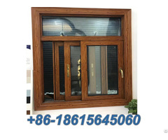 Utench Brand Three Track Sliding Window