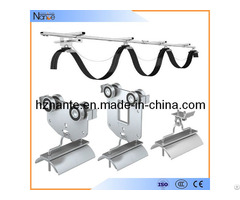 Manufacturing C Track Festoon System For Flat Cable