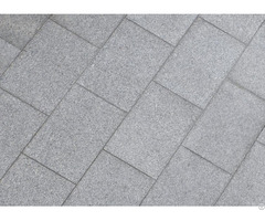 Granite Paving Flamed And Textured