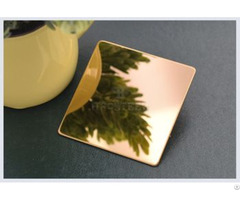 Well Decorative Polished Super Mirror 304 316 Stainless Steel Sheet Wall Tiles