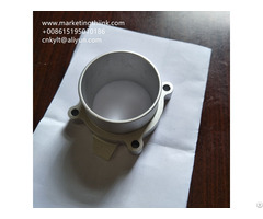Big Turned And Milled Aluminum Alloy Part With Precision Cnc Machining