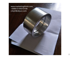 Cnc Lathe Turned Aluminum Ring