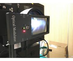 3d Polarization Modulator For Dlp Cinema Projector Passive Reald Theatre