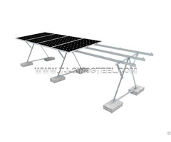 Easy Installation Solar Roof Mounting