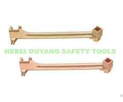 Bung Opener Wrench Non Sparking Copper Beryllium 385mm Atex